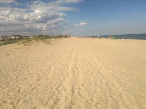 Пляжна зона