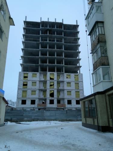 каркасна житлова будівля