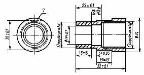Эталонный генератор шума и его элементы корпус