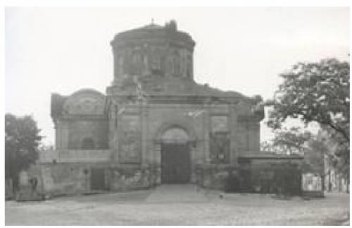 Главный фасад