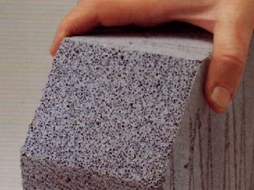 ніздрюватий бетон