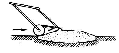 Схема ремонта асфальтового покрытия