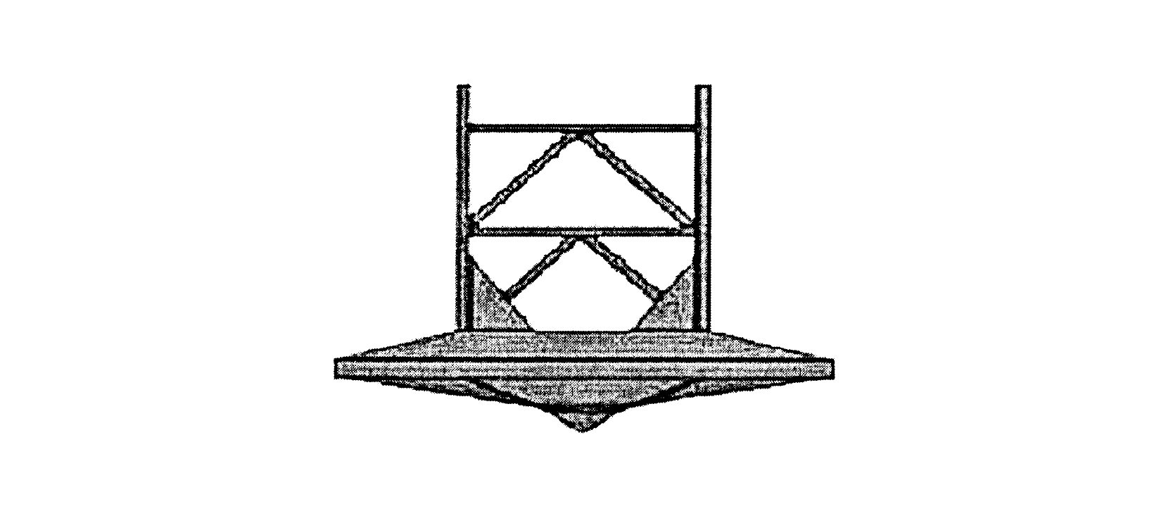 башмак ноги наводной буровой установки схема